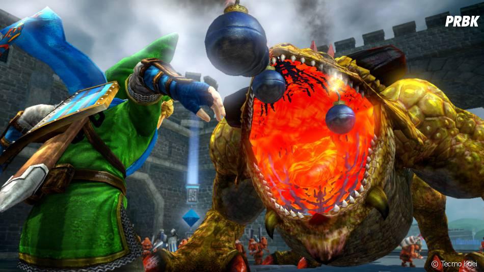 Hyrule Warriors : Link fera partie des personnages jouables