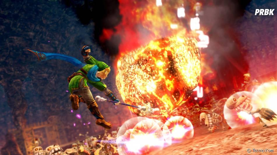 Hyrule Warriors sort le 19 septembre 2014 sur Wii U