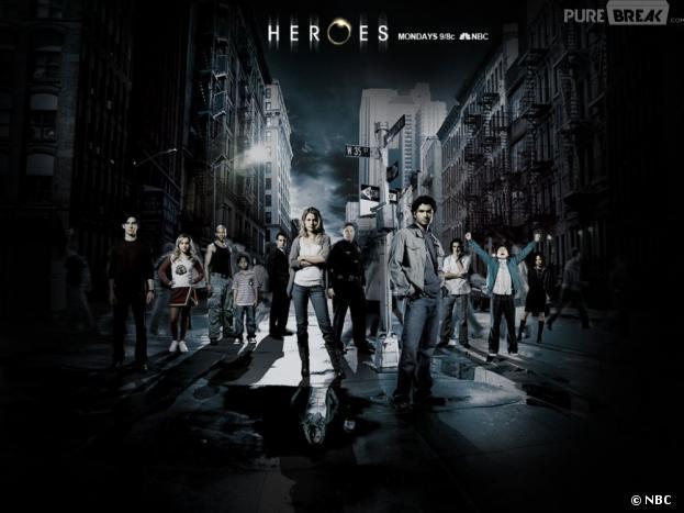 Heroes : la série ressuscitée par NBC