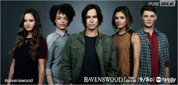 Pretty little liars saison 5 pisode sur ravenswood pour conclure le spin off - Pretty little liars personnages ...