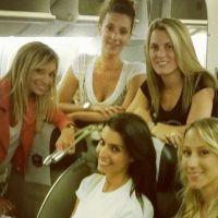 Yohan Cabaye, Patrice Evra... : les femmes des Bleus débarquent au Brésil