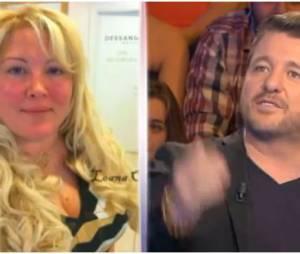 Loana moquée par Bruno Guillon, le 24 juin 2014 sur France 2