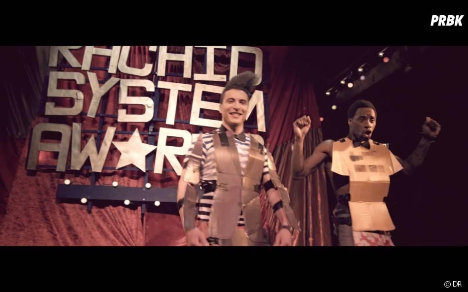 Les Twin Twin jouent les guests dans le clip Rachid System Awards de Rim'K