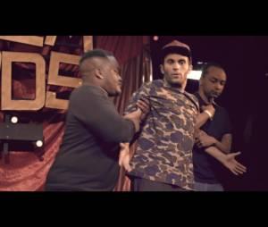 Malik Bentalha fait son show dans le clip de Rim'K, RSA
