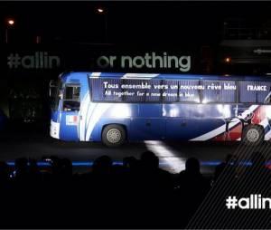 "Equipe de France : Adidas a vendu le ""bus"""