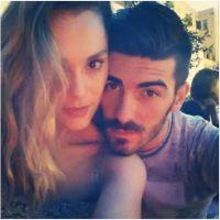 Joy Esther (Nos Chers Voisins) et Andrea : vacances en couple à Rome
