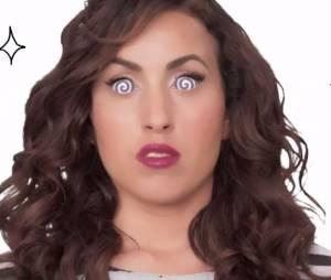 Maude nous hypnotise dans le clip Rise Up
