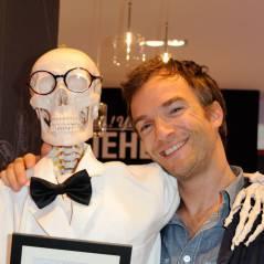 Jonathan Lambert star de Péplum, série d'humour diffusée sur M6