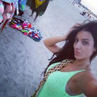 Ludivine Sagna : la WAG sexy dévoile son séjour au Brésil sur Twitter