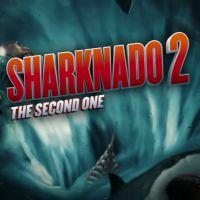 Sharknado 2 : double dose de requins, de tornades et de répliques cultes !