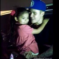 Justin Bieber redore son image : vidéo mignonne avec une Belieber de 4 ans