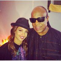 Tal réalise le rêve de sa vie... grâce à Stevie Wonder