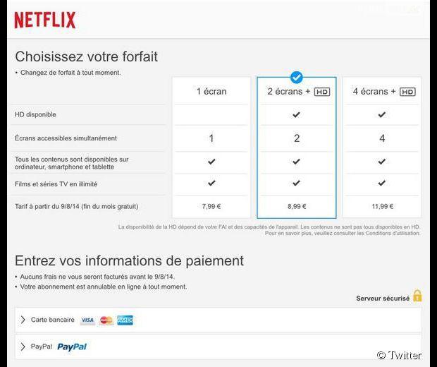 Netflix : un lancement en France le 9 août 2014 à partir de 7,99€ par mois ?