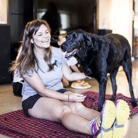 Découvrez l'émouvante dernière journée de Dukey, un chien gravement malade