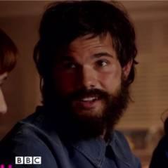 Taylor Lautner : barbu mais musclé et torse nu pour la série Cuckoo