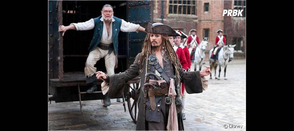 Jack Sparrow de retour en 2017 dans Pirates des Caraïbes 5