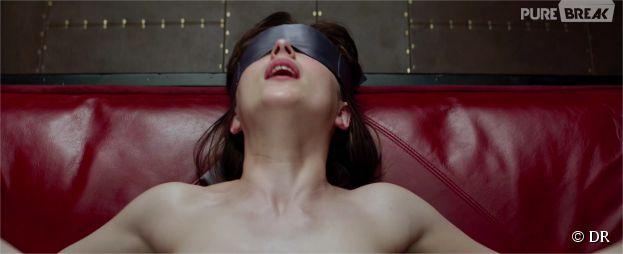 Fifty Shades of Grey : bande-annonce hot avec Dakota Johnson