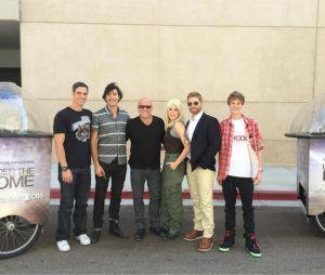 Under the Dome saison 2 : l'équipe de la série au Comic Con 2014