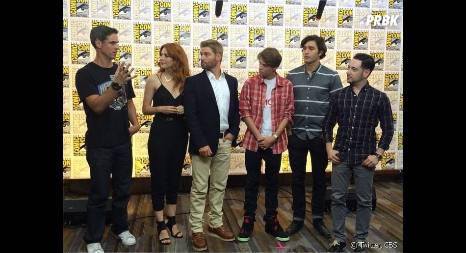 Under the Dome saison 2 : les acteurs au Comic Con 2014