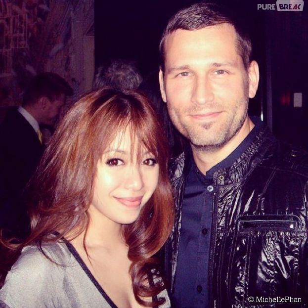 Michelle Phan et Kaskade à New York, dans le courant 2010