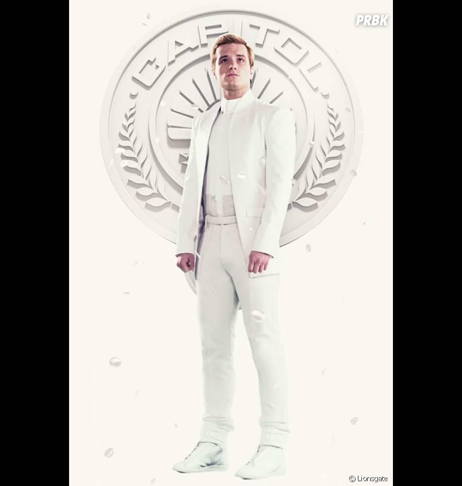 Hunger Games 3 : affiche avec Josh Hutcherson