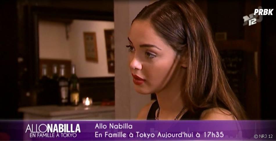 Nabilla Benattia pense à la rupture dans Allo Nabilla