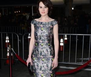 Michelle Dockery au classement des stars les mieux habillées de 2014 selon Vanity Fair