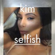 "Kim Kardashian sort un livre de selfies : sexy, au naturel, 10 photos ""cultes"""