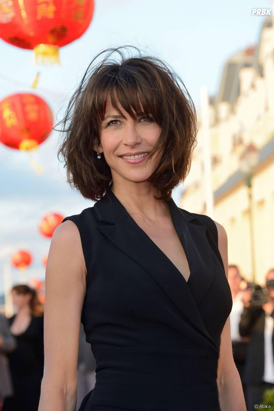 Sophie Marceau dans le classement des personnalités préférées des Français en 2014