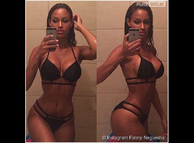Fanny Neguesha : la future Mme Balotelli sexy sur Instagram