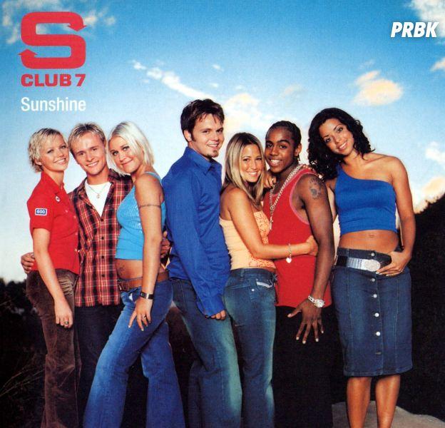 S Club 7 de retour