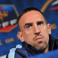 Franck Ribéry prend sa retraite internationale : adieu les Bleus !