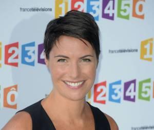 Alessandra Sublet maman : un petit garçon né en août 2014