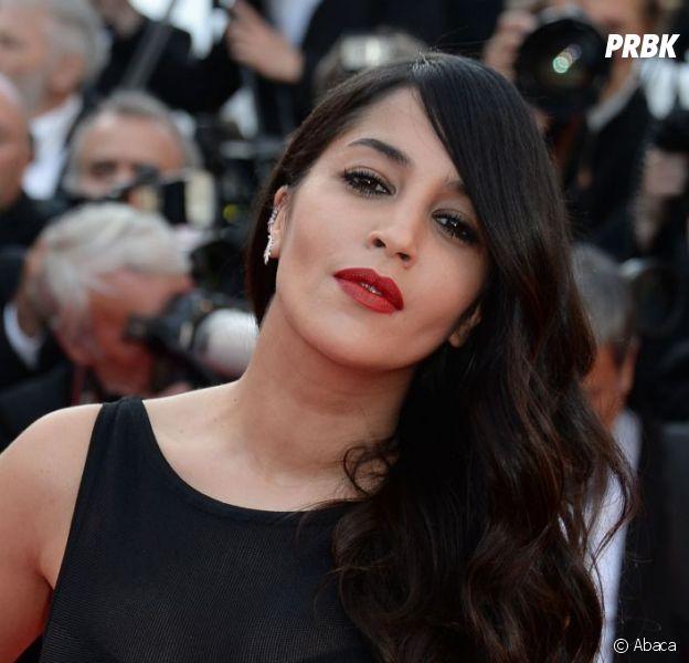 Leila Bekhti au Festival de Cannes, le 18 mai 2014