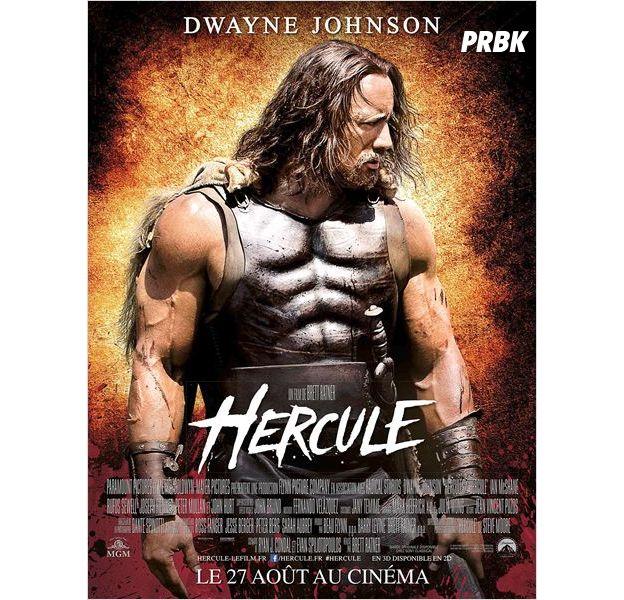 Hercule est actuellement au cinéma