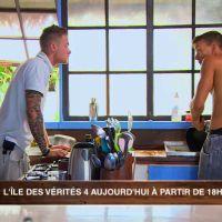 Céline (L'île des vérités 4) : Stan et Julian se battent pour elle