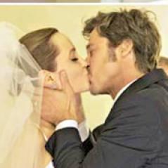 Angelina Jolie et Brad Pitt : les photos de leur mariage dévoilées