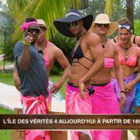 Xavier Delarue, Stan... les garçons de L'île des vérités 4 se travestissent