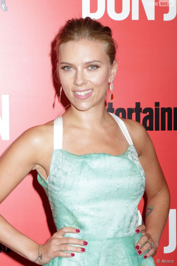 Scarlett Johansson maman : son bébé est né