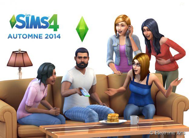 Les Sims 4 sort à l'automne 2014