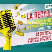 La Recycling Party 2014 :  musique, fête et recyclage !