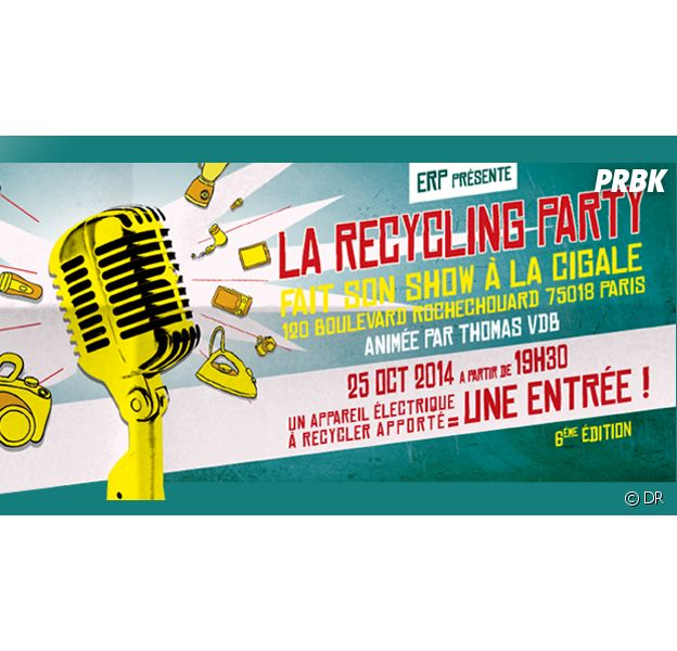 Recycling Party 2014