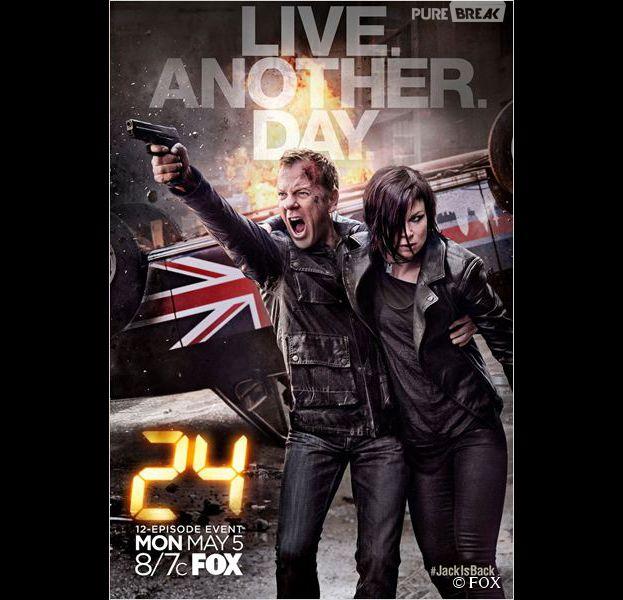 24 heures chrono débarque sur Canal+