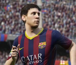 FIFA 15 : Messi de nouveau de la partie sur les jaquettes ?