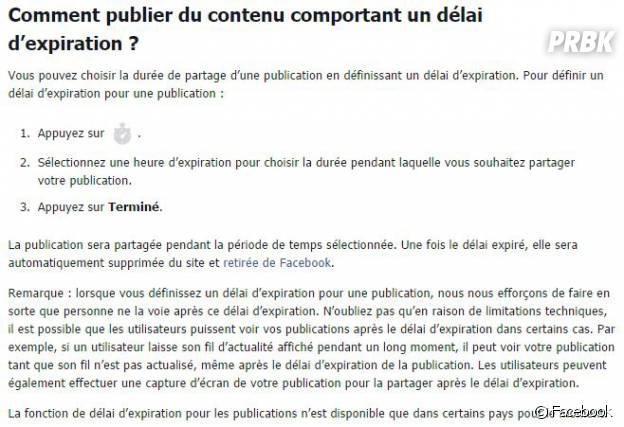 Facebook : la protection des données, un problème jamais simple