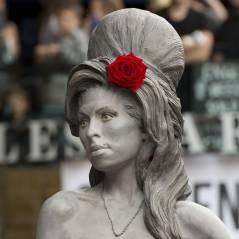Amy Winehouse : sa statue de bronze dévoilée à Londres