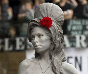 Amy Winehouse a le droit à sa satue