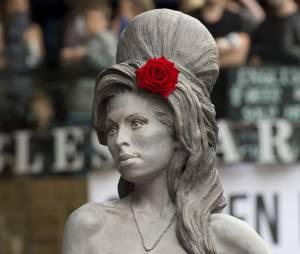 Amy Winehouse a le droit à sa satue