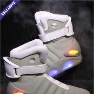 Retour vers le futur : les baskets de Marty McFly sont en vente pour 80 euros !