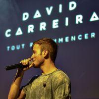 """David Carreira et ses fans : """"J'ai déjà reçu des préservatifs et des culottes"""""""